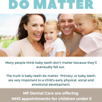 Baby Teeth Do Matter